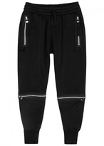 Blood Brother Grundy Zipped Jersey Jogging Trousers