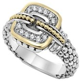 Lagos 'Cushion' Small Diamond Ring