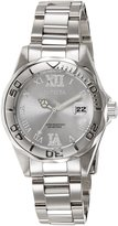 Invicta Women's 12851 Pro Diver Dial Watch with Crystal Accents