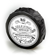 Smallflower Brooklyn Grooming Shave Soap - Unscented