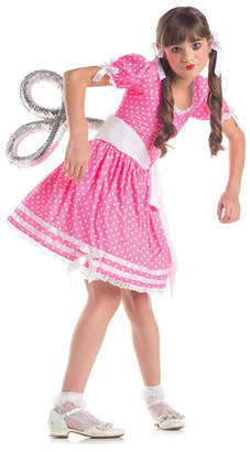 BuySeasons Wind Up Doll Big Girls Costume