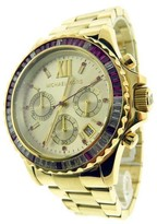 Michael Kors MK5871 Everest Stainless Steel Crystal Quartz Watch