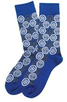 Cufflinks Inc. Marvel Comic Favorites Socks