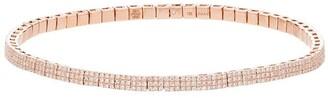 Shay 18kt Yellow Gold Diamond Studded Bracelet