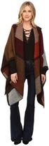 Brigitte Bailey Endeared Poncho Coat