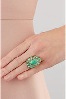 Aurelie Bidermann Gold-Plated Ring
