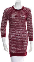 Isabel Marant Open Knit Tunic