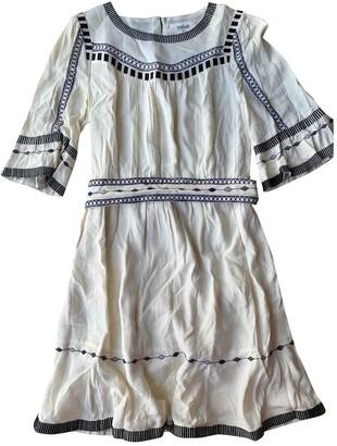 BA&SH Ecru Cotton Dresses
