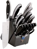 Zwilling J.A. Henckels J.A. Forged Synergy East meets West 16-Piece Knife Block Set