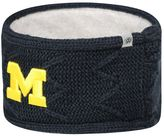Top of the World Adult Michigan Wolverines Ziggy Knit Headband