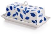 Martha Stewart Collection Stockholm Covered Butter Dish, Created for Macy's