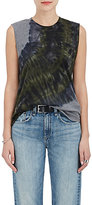 Raquel Allegra Women's Tie-Dyed Cotton-Blend Muscle Tank