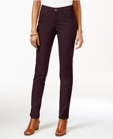 Style&Co. Style & Co. Curvy-Fit Colored Wash Skinny Jeans, Only at Macy's