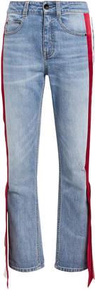 Hellessy Carlton Side Panel Jeans