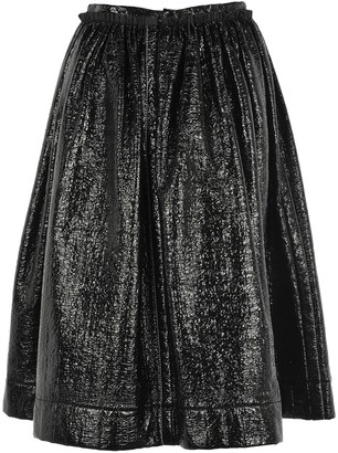 Marni Flared Midi Skirt