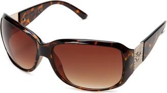 Rocawear Women's R778 TS Rectangle Sunglasses
