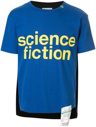 Puma Maison Yasuhiro Science Fiction T-shirt