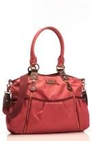 Storksak Infant 'Olivia' Nylon Diaper Bag - Red
