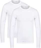 Polo Ralph Lauren White Long Sleeve Undershirt T-shirts (2 Pack)