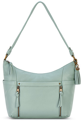 The Sak Collective Women's Handbags MINT - Mint Keira Leather Hobo