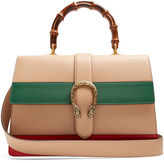 Gucci Dionysus bamboo-handle large leather tote