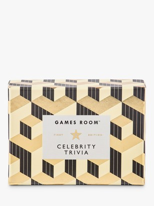 Ridley's Celebrity Trivia Game