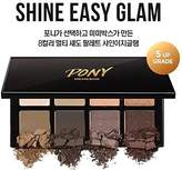 Pony X Memebox Shine Easy Glam Eyeshadow Eight Color(upgrade Ver) by