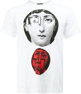 Comme des Garcons x Fornasetti print T-shirt - men - Cotton - S