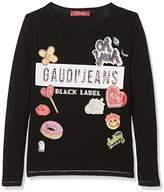 Gaudi' Gaudì Girl's M/Lunga T-Shirt,128 cm