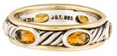 David Yurman Citrine Eternity Band