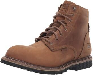 "Timberland Men's Millworks 6"" Soft Toe Waterproof Industrial Boot"