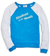 Wildfox Couture Girls' Student of the Month Pullover - Big Kid