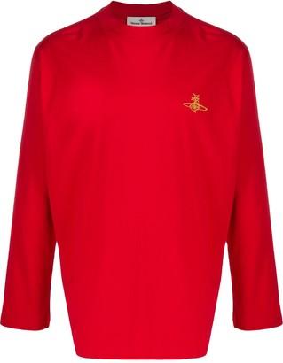 Vivienne Westwood long-sleeved T-shirt