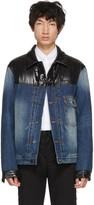 Moncler Genius 7 Fragment Hiroshi Fujiwara Navy Shady Down Denim Jacket