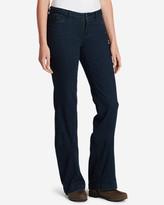 Eddie Bauer Women's Elysian Trouser Jeans - Curvy