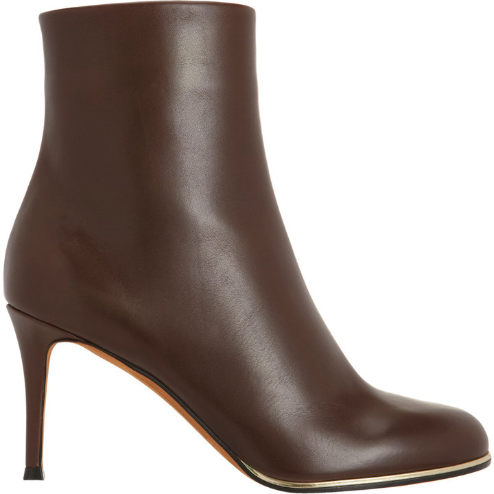 Givenchy Gold Midsole Ankle Boot