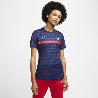 Nike Women's Soccer Jersey FFF 2020 Stadium Home