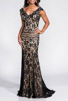 Envious Lace Prom Dress