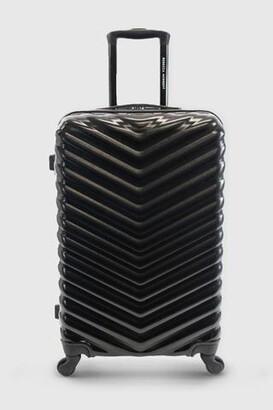 Chevron Hardside Spinner Luggage 24