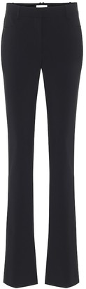 The Row Payson high-rise flared slim pants