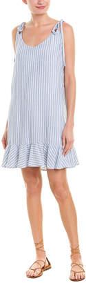 Rails Diana Linen-Blend Shift Dress
