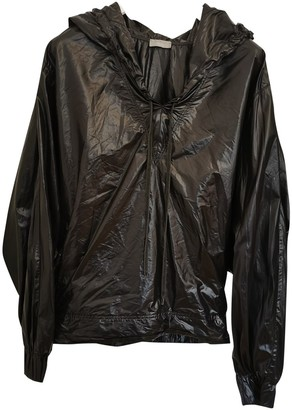 Christian Dior Black Synthetic Jackets