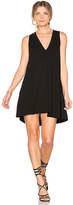Riller & Fount Daley V Neck Dress
