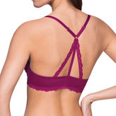 Marie Meili Margaret Underwire Racerback Strappy Back Push Up Bra