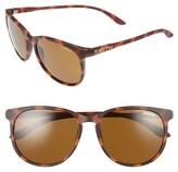 Smith Women's Mt. Shasta 55Mm Polarized Keyhole Sunglasses - Matte Tortoise