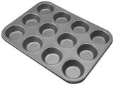 Sabatier 12-Cup Muffin Pan