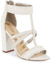 Sam Edelman Leather Yordana T-Strap Sandals