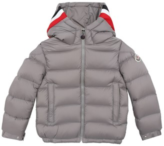 Moncler Enfant Sorue hooded down jacket