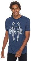 Marvel Men's Spider-Man Spidey Icon Tee