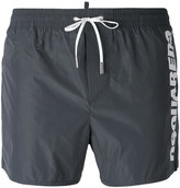 DSQUARED2 side logo swim shorts - men - Polyester - 46
